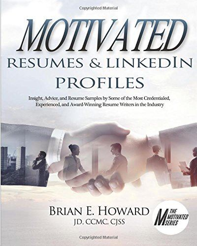 national résumé writers association recommended books
