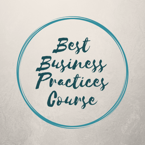 Best Business Practices Course