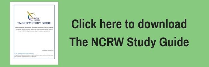 the ncrw certification commission is made up of volunteers who are committed to promoting the highest standards of resume excellence