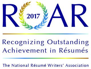 Marvelous 2017 ROAR AWARD WINNERS Intended National Resume Writers Association